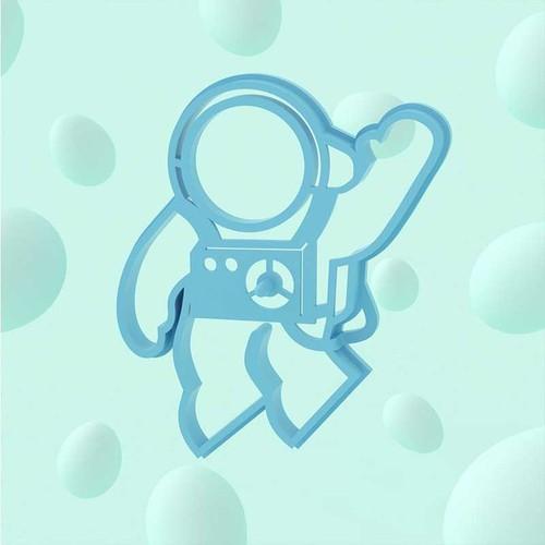 Hikalimedia|Spaceman太空人煎蛋器