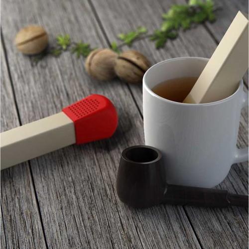Hikalimedia|Match 火柴棒泡茶器