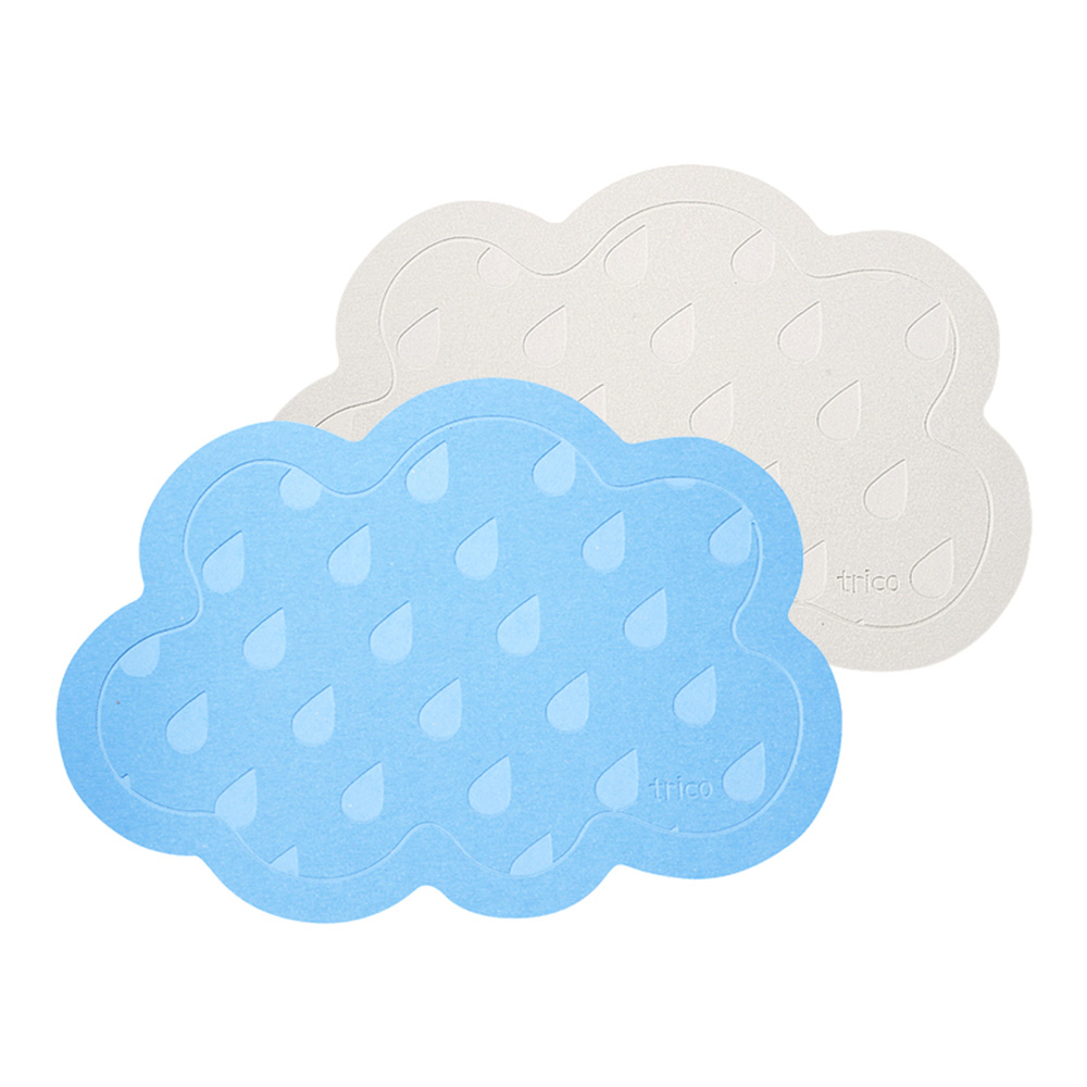 trico 雲朵雨滴瞬吸珪藻土地墊