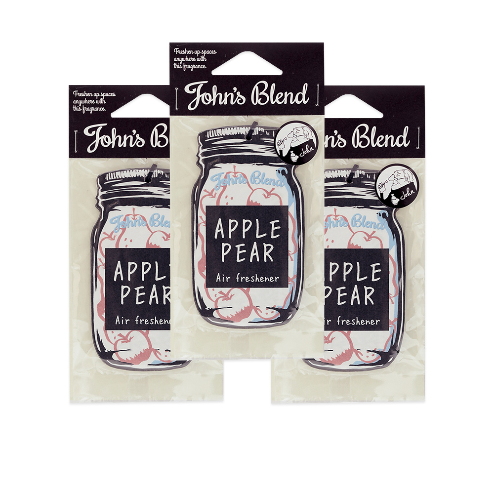 John′s Blend 香氛片〈清甜蘋果梨3入組〉