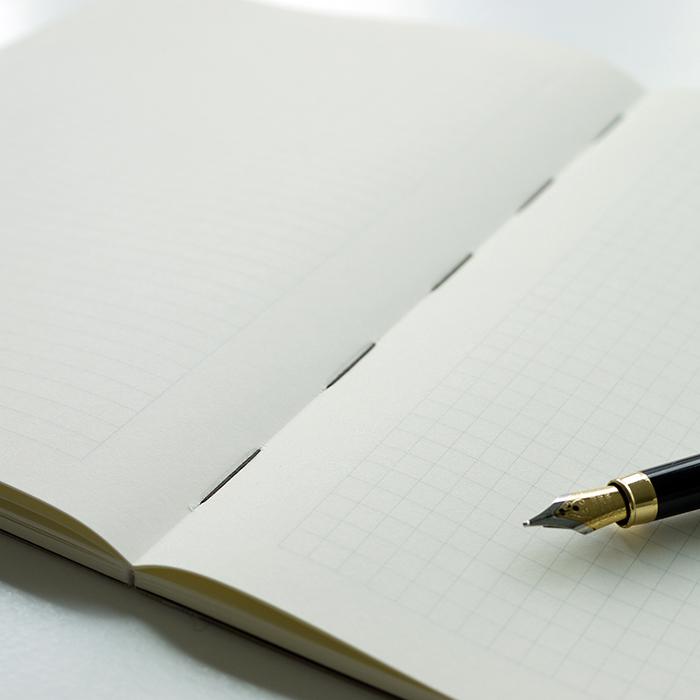 (複製)LEATAI 磊泰 經典方格筆記本 - 介紙1.0(鋼筆適用紙)-黑色-2本入