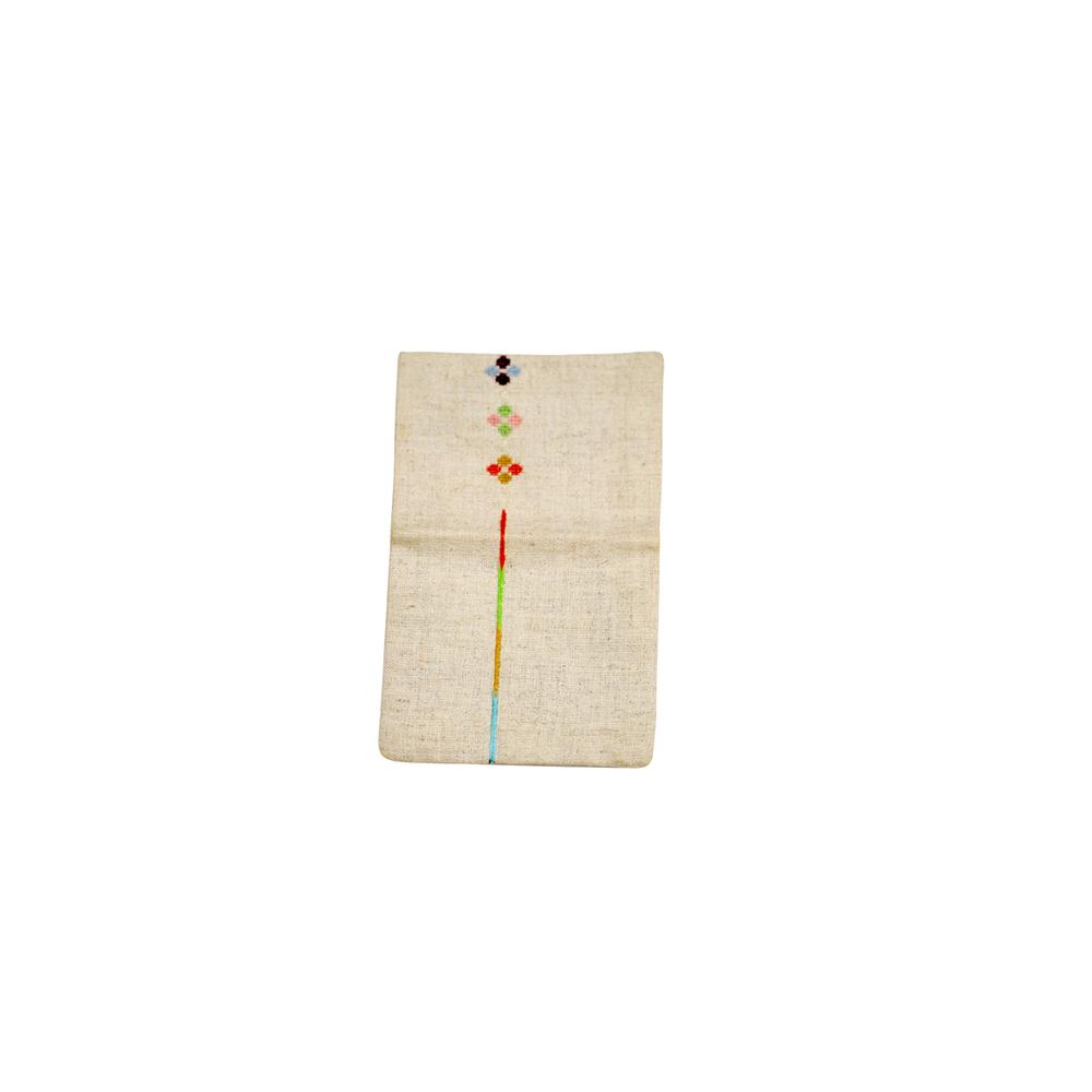 秋芳工作室│雲手繡系列名片夾