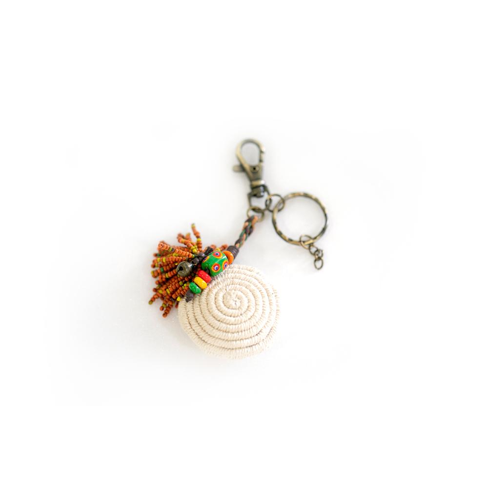 卡塔文化工作室│小米香包鑰匙圈