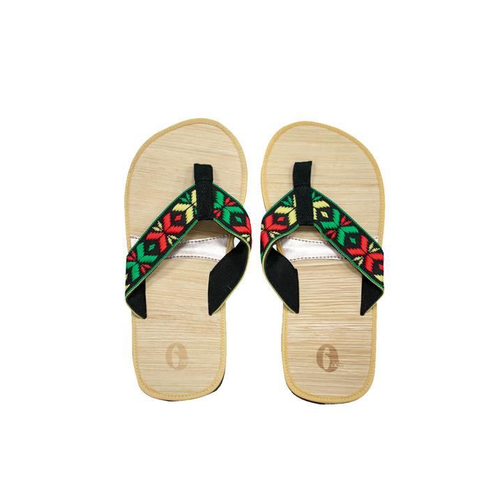 (複製)米麻岸工作室│大地織帶檳榔鞘拖鞋男版#8-#11