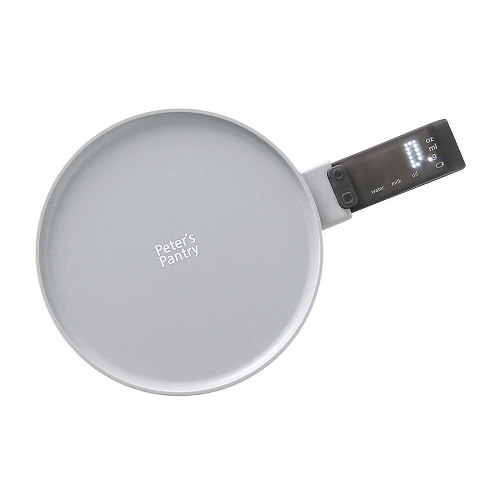 Peter′s Pantry│Smart Kitchen Scale 聰明廚房秤(灰色)