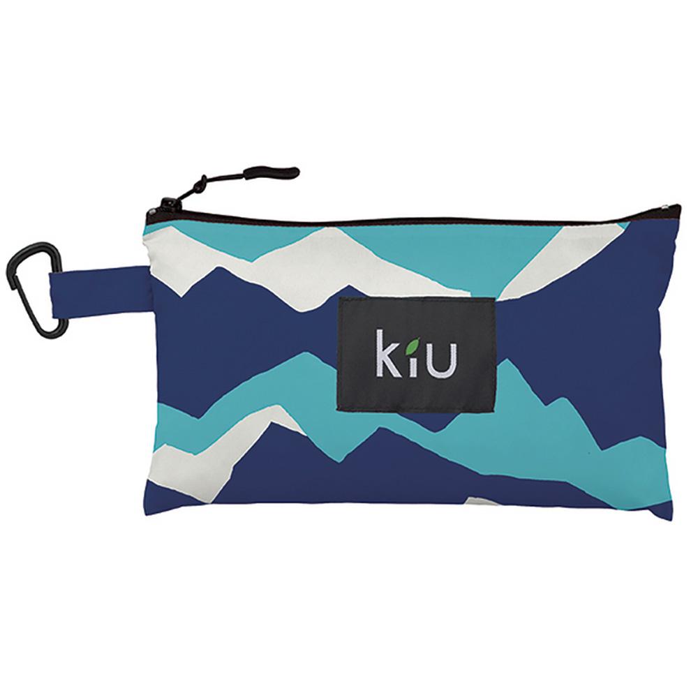 KiU  空氣感雨衣- 附收納袋 富士山嵐