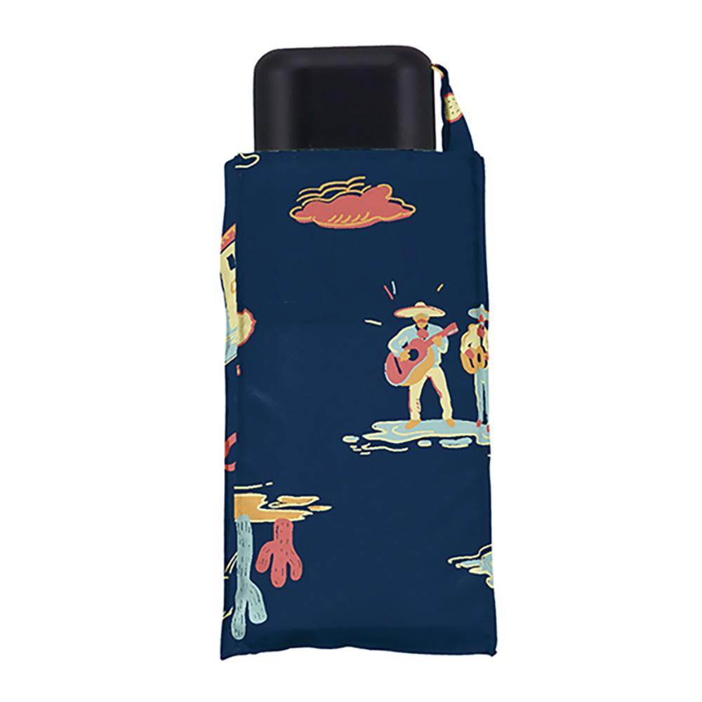 KiU| 輕巧摺疊抗UV晴雨傘   拉丁風情