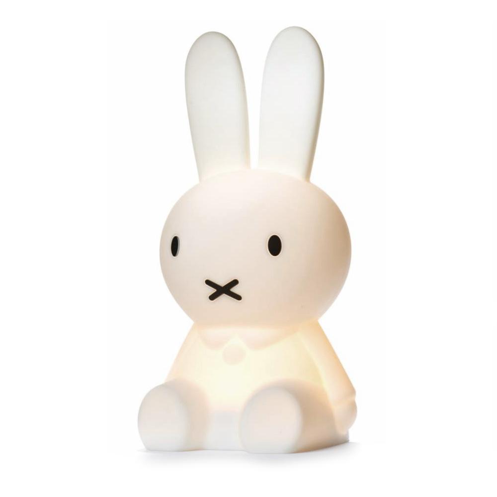 Mr Maria Miffy First Light 米菲兔USB充電軟矽膠燈