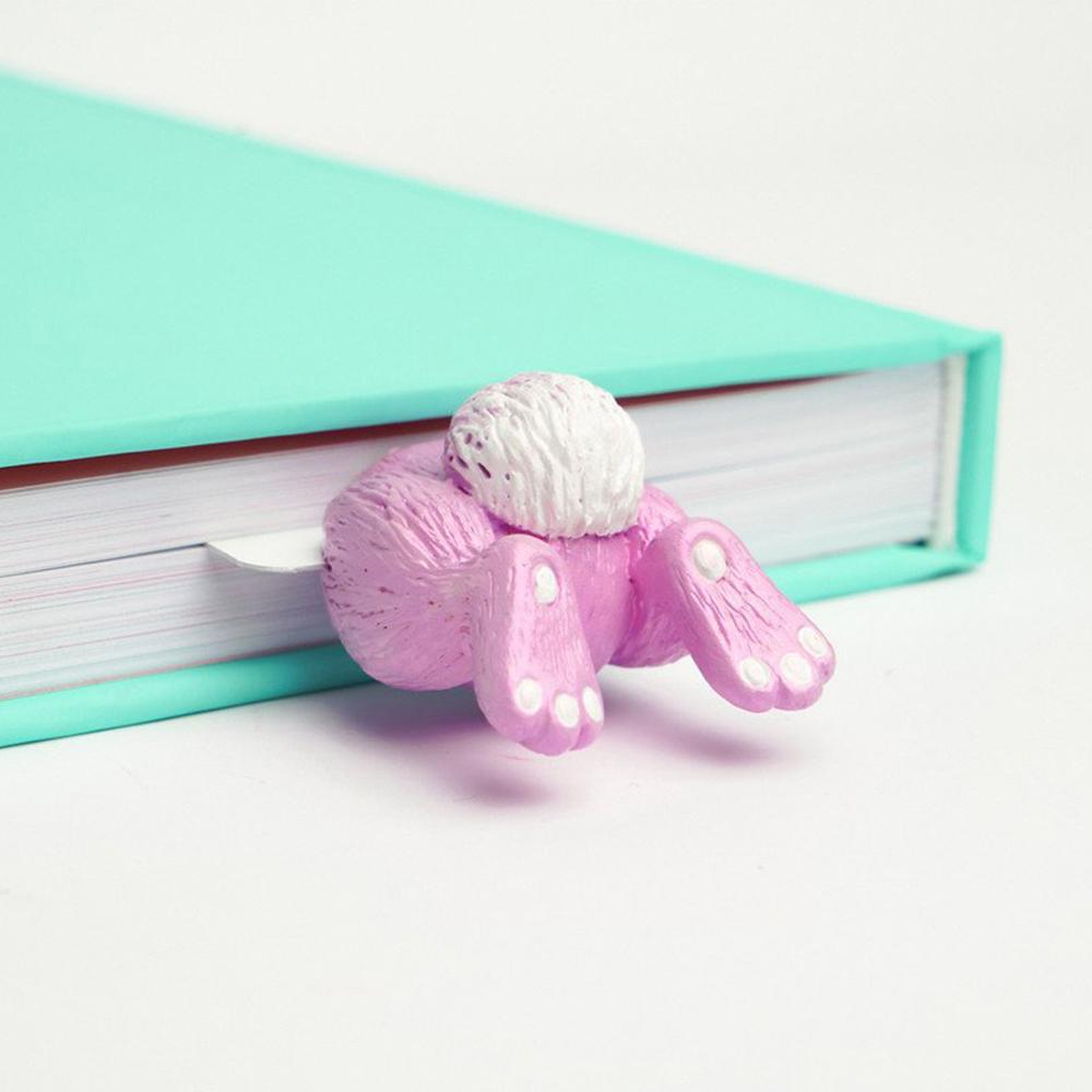 烏克蘭myBookmark|粉紅邦妮兔屁屁