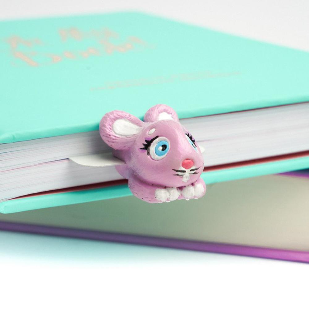 烏克蘭myBookmark|探頭的粉紅邦妮兔