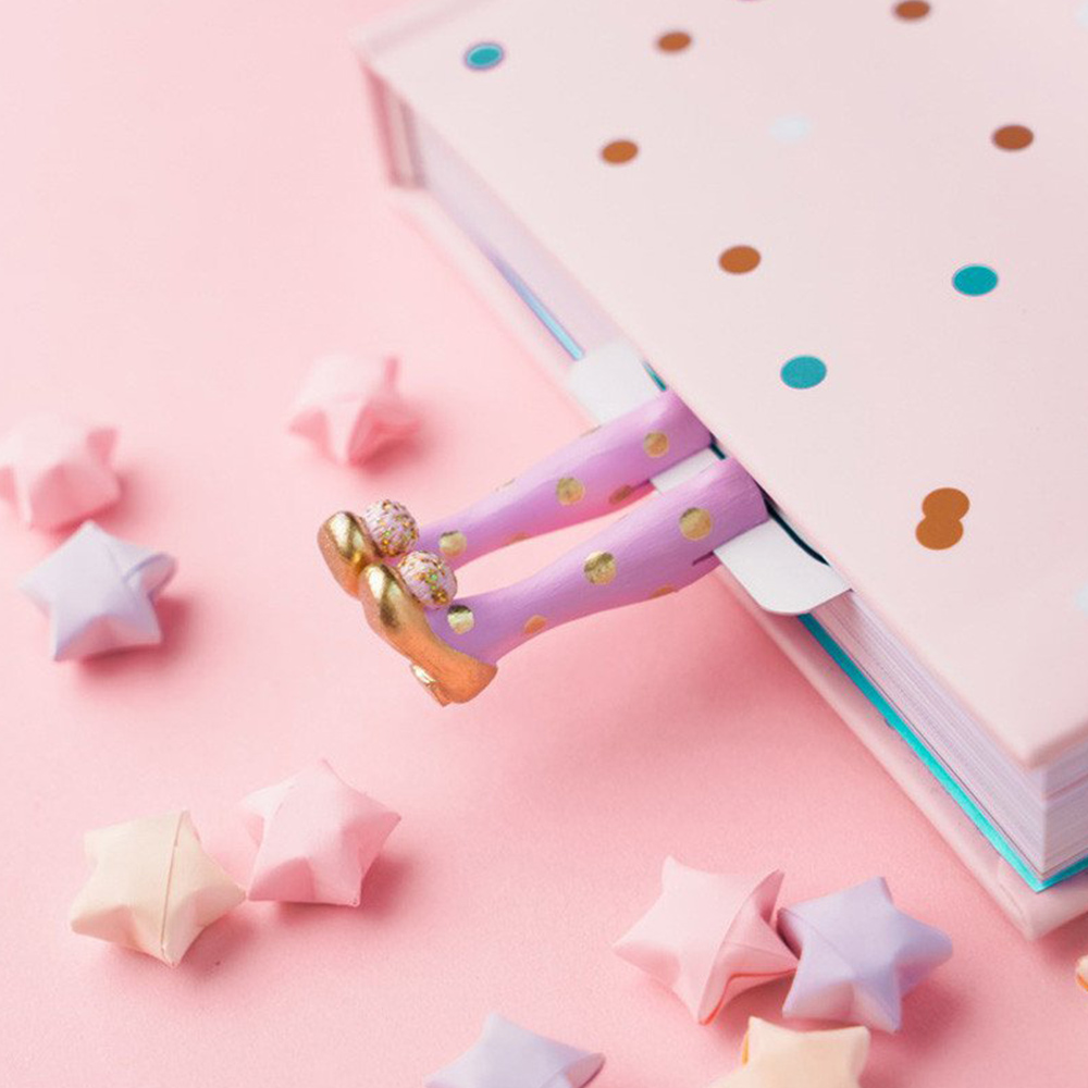 烏克蘭myBookmark|金色舞鞋小精靈