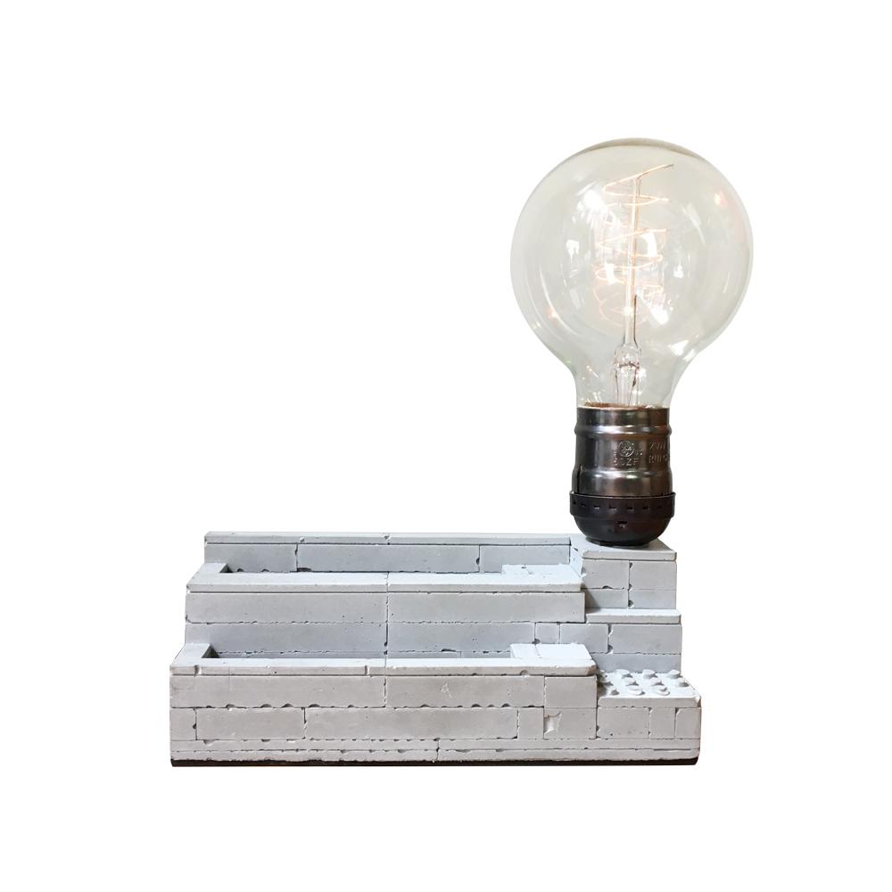 曙MUSE   多層式樂高名片架桌燈