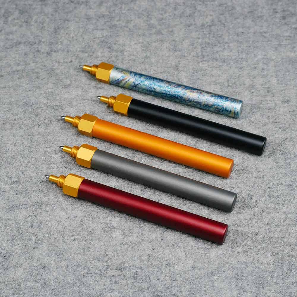 森作所|森系列鋼珠筆(灰色)