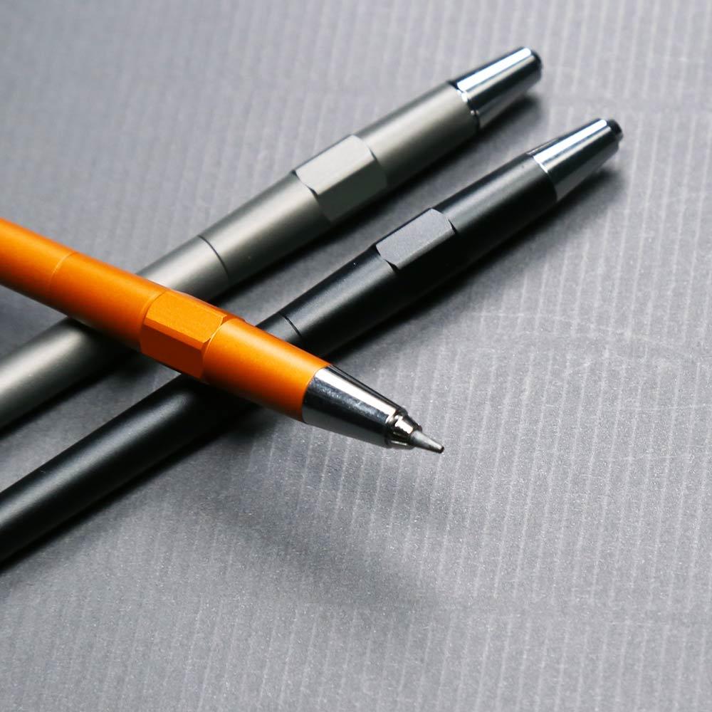 森作所 森系列2.0 工程筆(橘色)