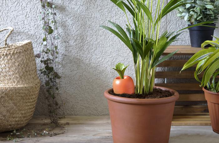 以色列Peleg Design|Care it 紅蘿蔔自動澆水器