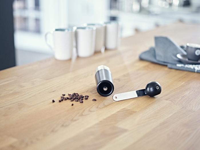 丹麥CrushGrind 輕巧可攜式手搖磨豆機