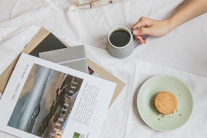 ORIGAMI   摺紙咖啡 Aroma / Barrel 咖啡杯盤(純色/霧色)