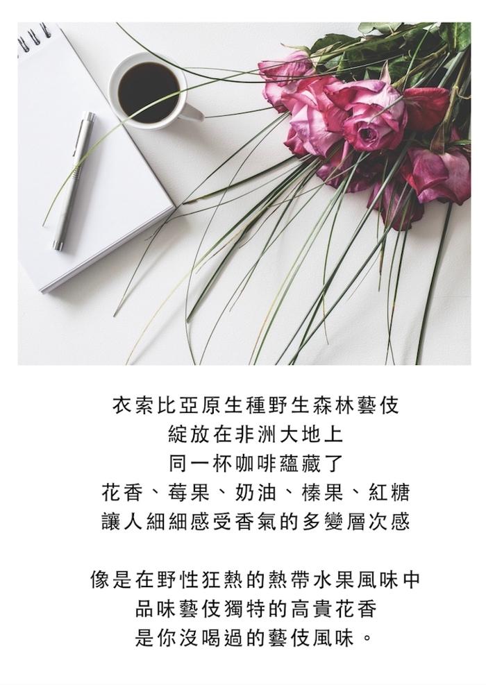 (複製)想望咖啡 翡翠莊園.藍標藝伎 掛耳包/咖啡粉隨身包 10入組 (水洗.淺中焙)