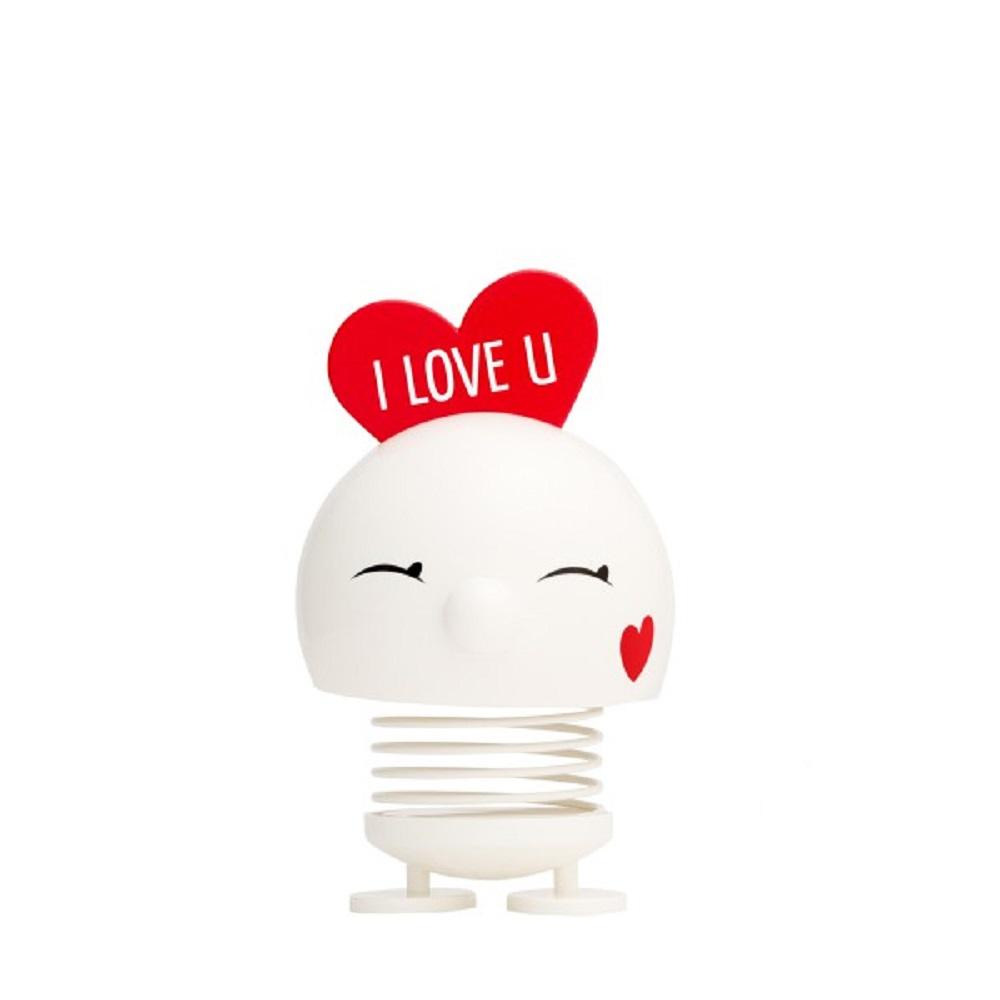 丹麥Hoptimist|微笑彈簧小人 Love baby bimble 戀愛小兵兵
