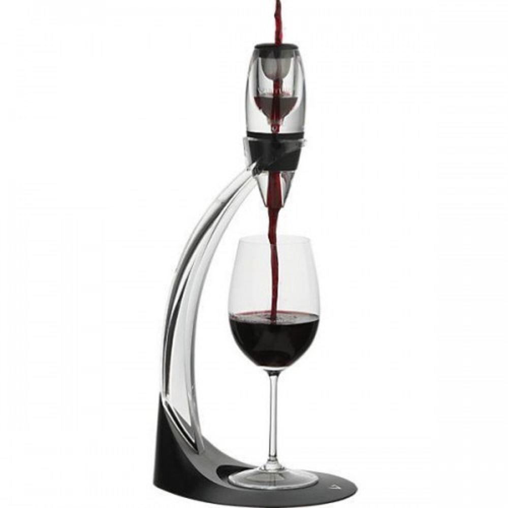 美國 Vinturi|Red Wine Aerator Tower Set 紅酒醒酒器 座架組