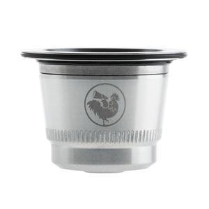 義大利 WAYCAP|不鏽鋼環保咖啡膠囊容器組(1入)-Basic Kit