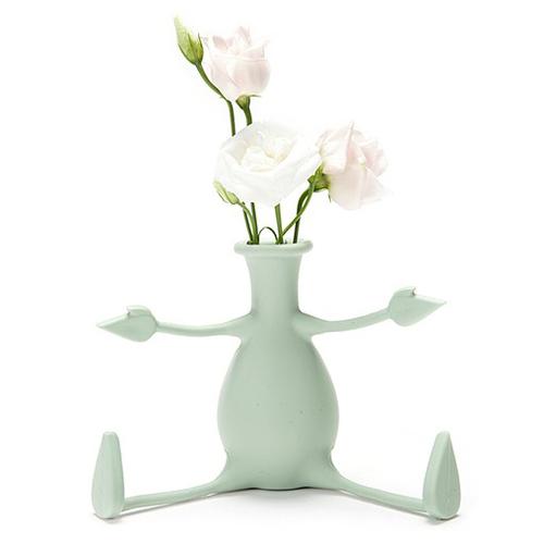 以色列Peleg Design Florino友好草人小花瓶