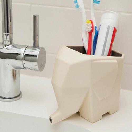 以色列Peleg Design|Jumbo 大象濾水器(米色)