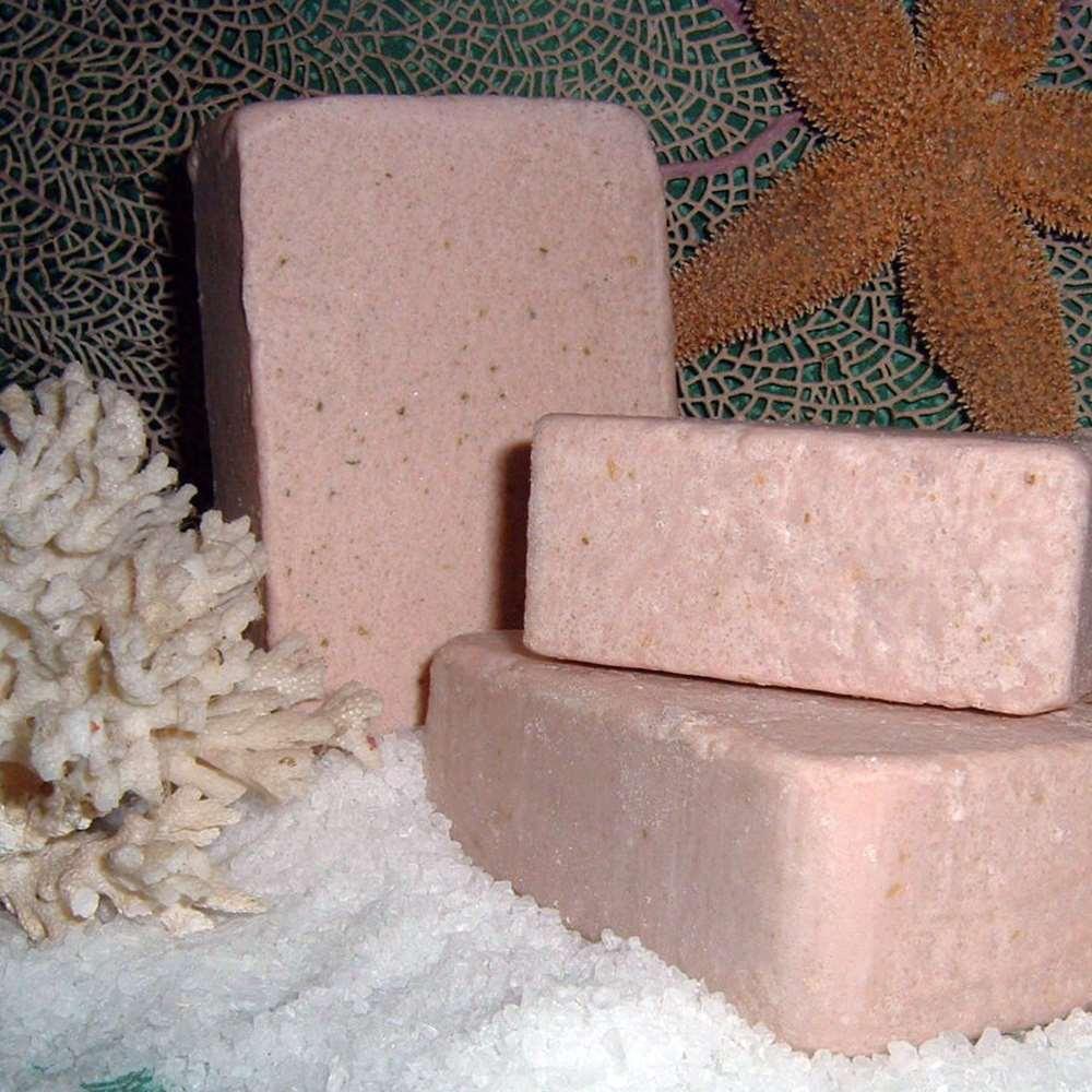 美國Chagrin Valley|地中海鹽海藻高嶺土礦物手工皂 6.5 OZ