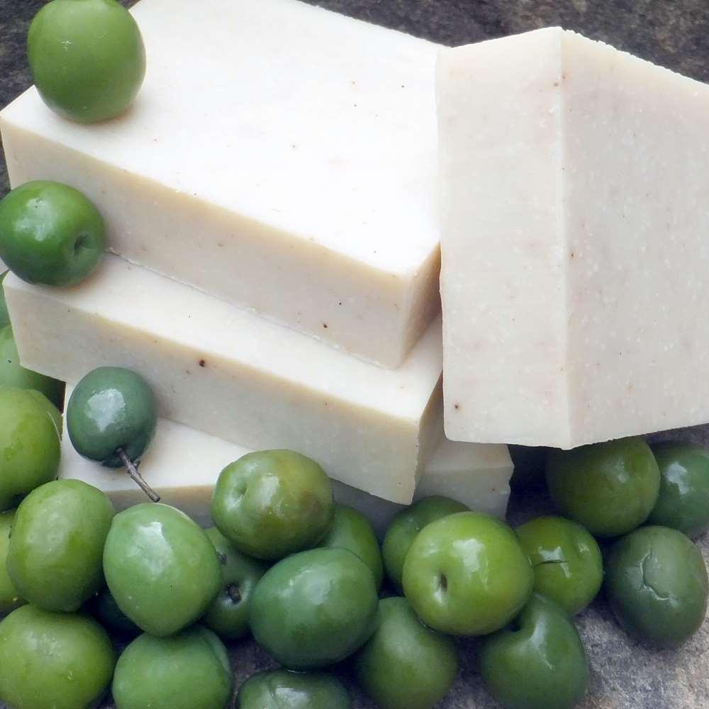 美國Chagrin Valley|天然有機初榨橄欖羊奶手工皂 5.8 OZ