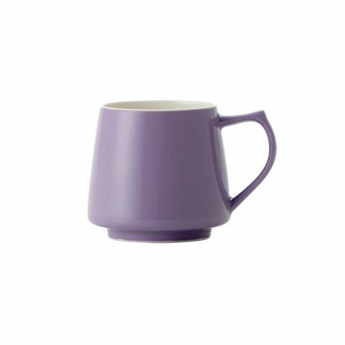 日本Origami Aroma 摺紙咖啡馬克杯純色系列11色(320ml)