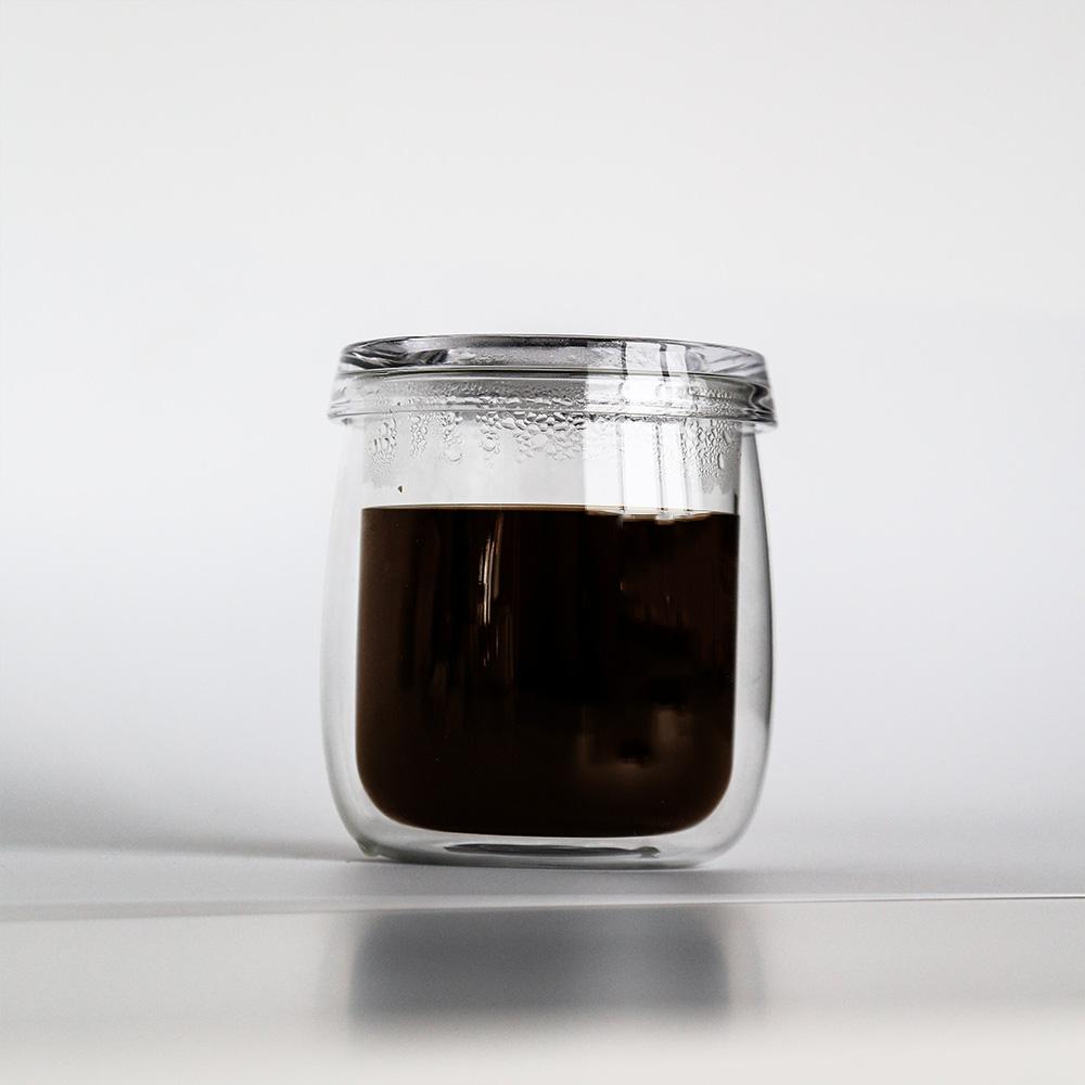 Simple Real|TAMAGO 雙層玻璃杯