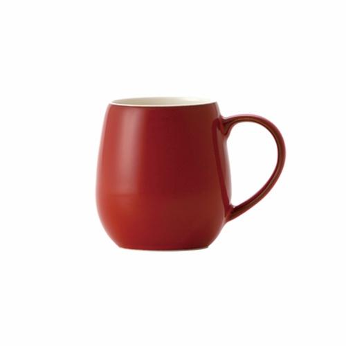 日本ORIGAMI|Barrel Aroma 摺紙咖啡馬克杯盤組(復古-雪松紅)