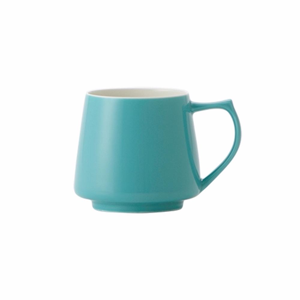 日本ORIGAMI 摺紙咖啡 Aroma 馬克杯 (320ml) (11色) (不含盤子)