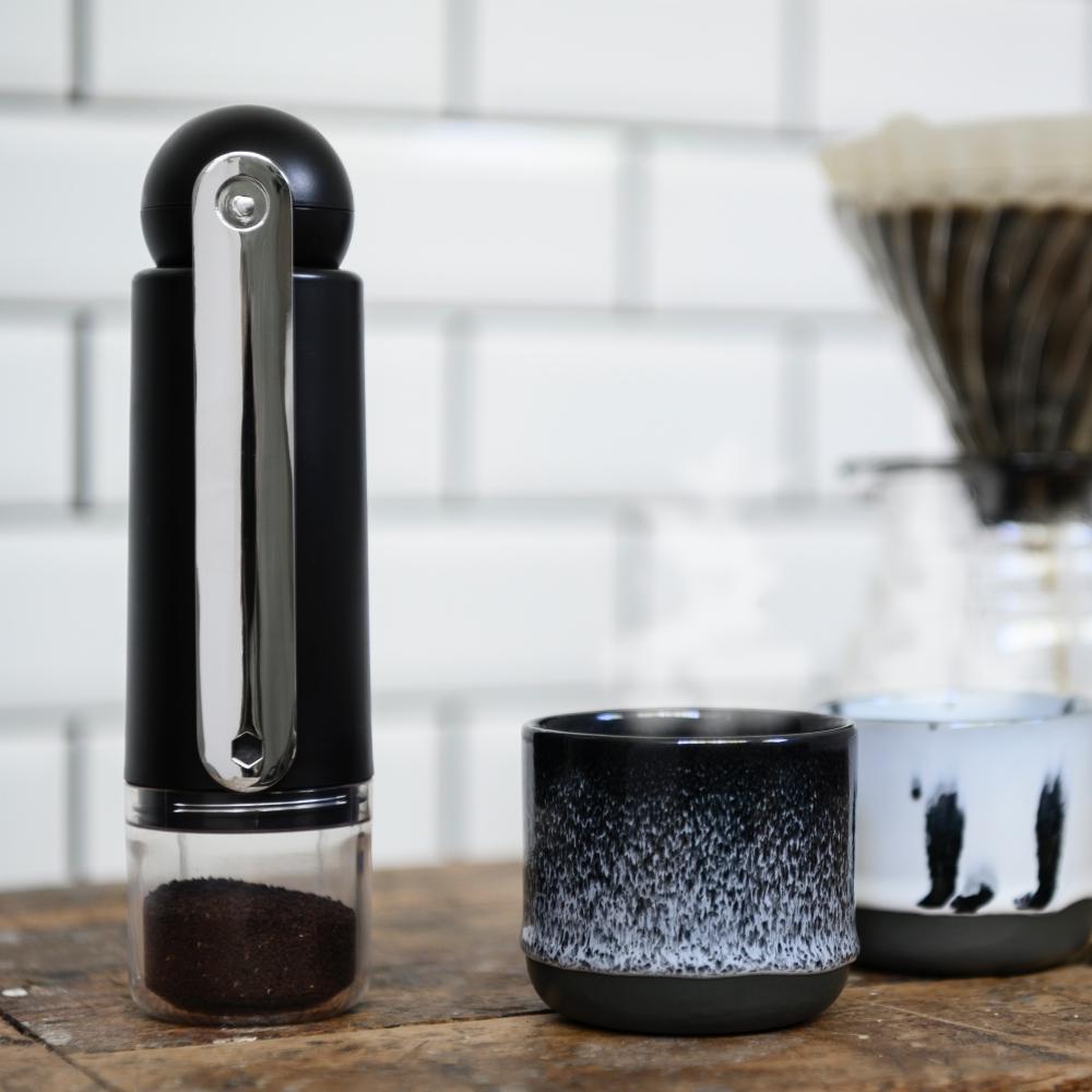 丹麥CrushGrind 輕巧可攜式手搖磨豆機 Colombia