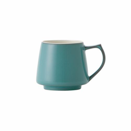 日本ORIGAMI | 摺紙 Aroma 咖啡馬克杯 (復古3色系列) (320ml) (不含盤子)