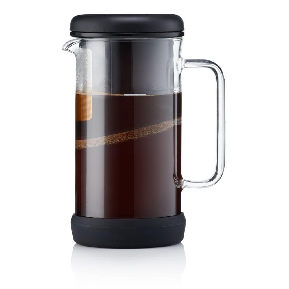 Barista & Co | One Brew 浸泡咖啡泡茶壺 (350ml,黑色)