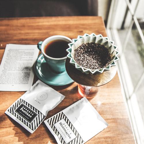日本 ORIGAMI|摺紙咖啡陶瓷濾杯單杯 S 第二代 (11色) (不含木質杯座)