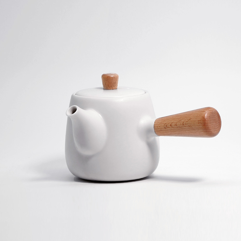 Simple Real|TAMAGO 泡茶壺