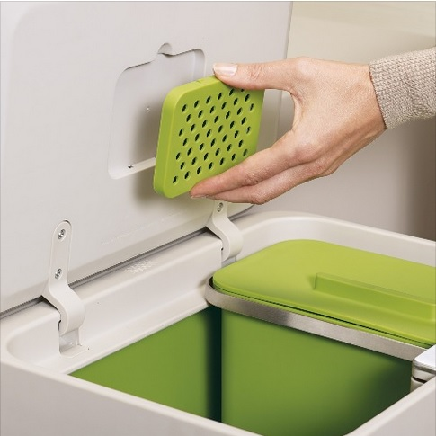(複製)Joseph Joseph|英國創意餐廚  翻轉不鏽鋼餐具組(綠色)
