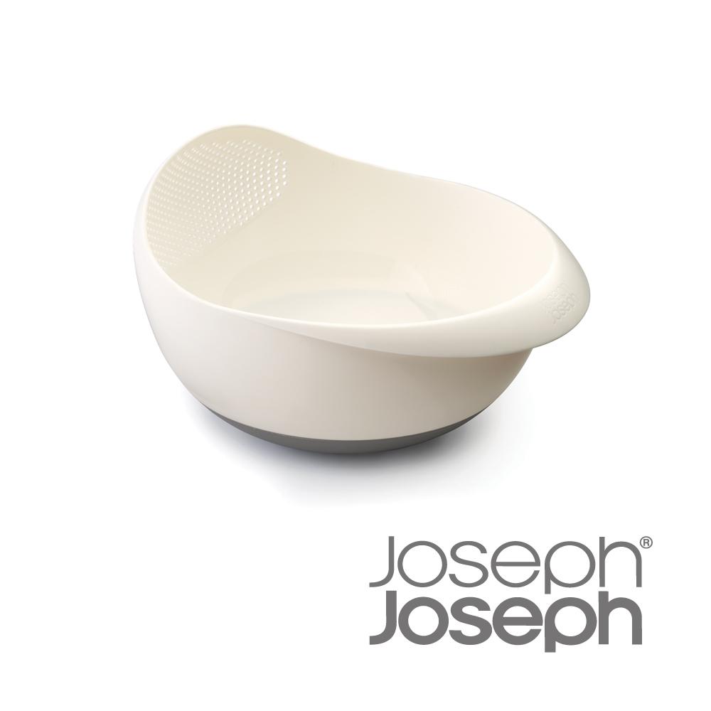 Joseph Joseph|英國創意餐廚 浸泡洗滌兩用濾籃(大白)
