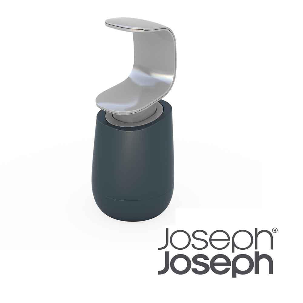 Joseph Joseph|英國創意餐廚 好順手擠皂瓶(灰)