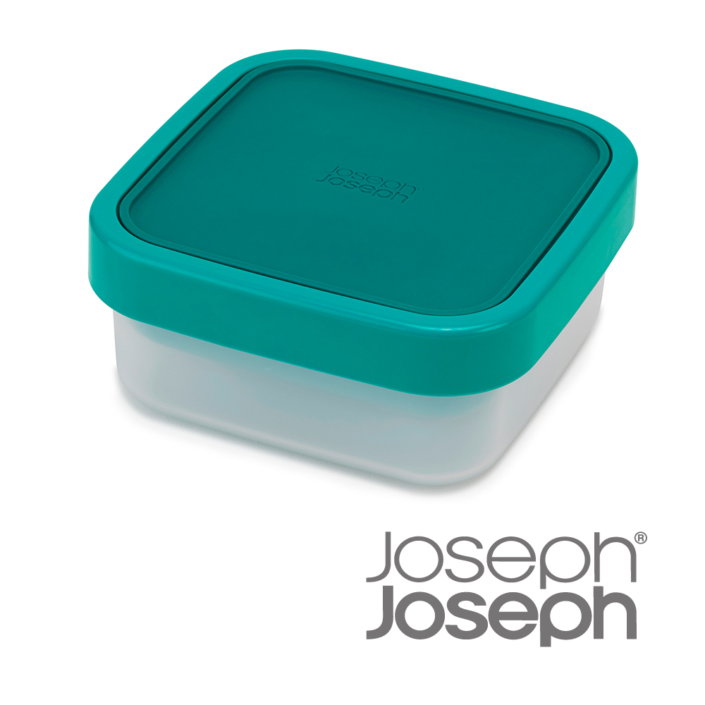 Joseph Joseph|英國創意餐廚 翻轉沙拉盒(灰)