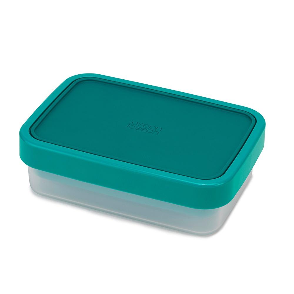 Joseph Joseph|英國創意餐廚  翻轉午餐盒(藍綠色)