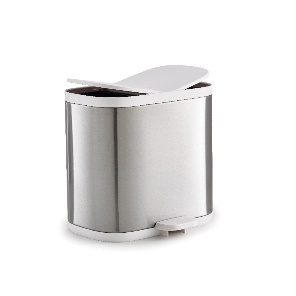 Joseph Joseph|英國創意餐廚 不鏽鋼分類垃圾桶