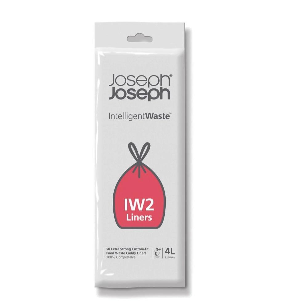 Joseph Joseph|英國創意餐廚 廚餘袋(容量4L,50入)