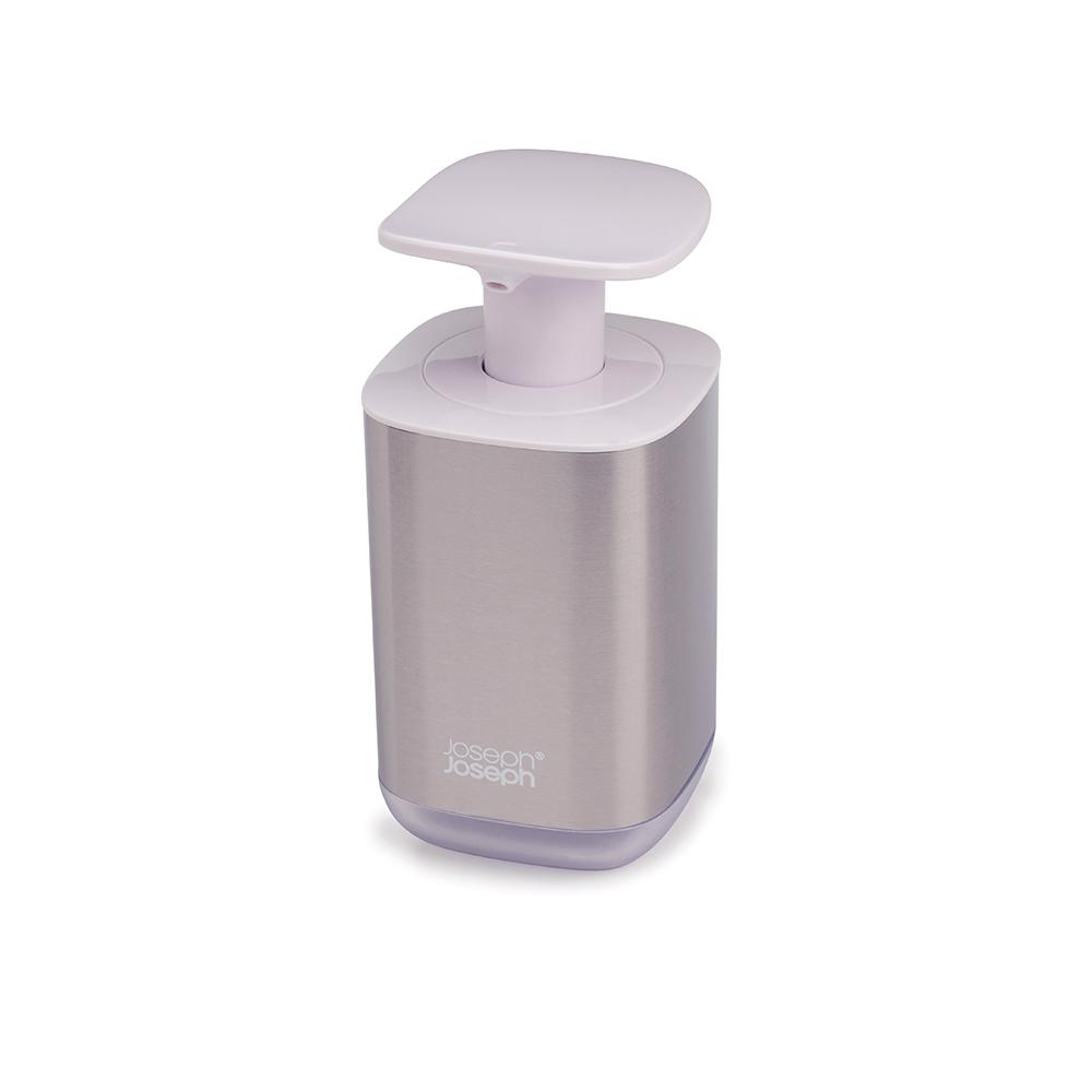 Joseph Joseph|英國創意餐廚 衛浴系不鏽鋼壓皂瓶
