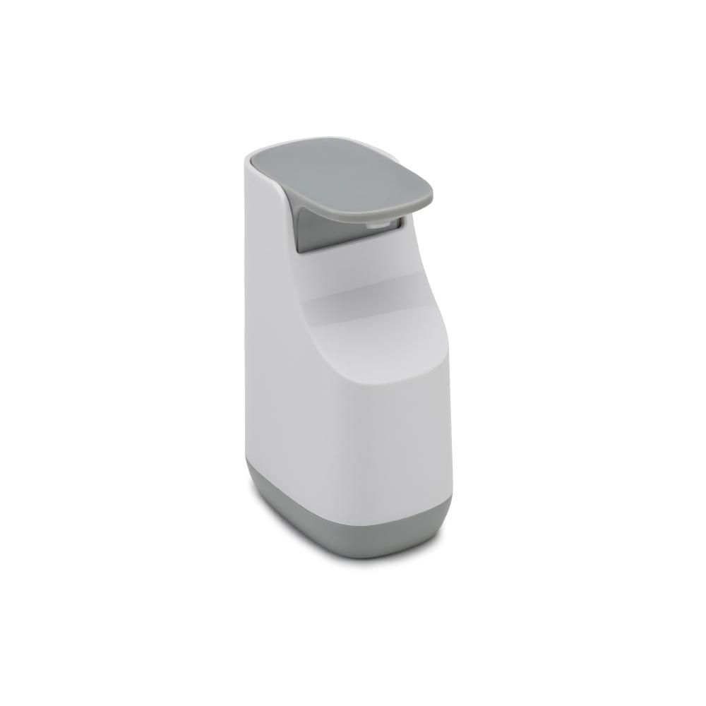 Joseph Joseph|英國創意餐廚 衛浴系好輕便壓皂瓶(灰)