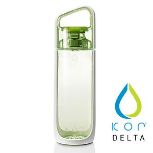 美國KORwater|KOR Delta隨身水瓶-樂活綠/500ml