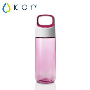 美國KORwater|KOR Aura輕巧水瓶-玫瑰粉/500ml