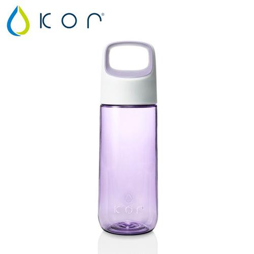美國KORwater|KOR Aura輕巧水瓶-薰衣草紫/500ml